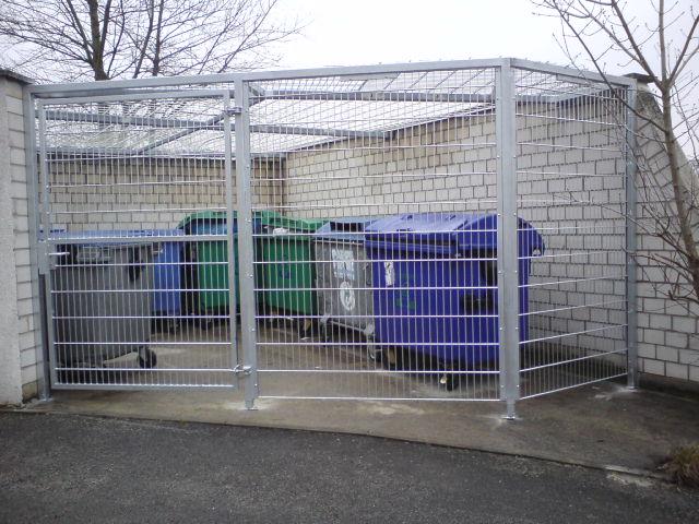 Zaun Metallbau Eschenhorn