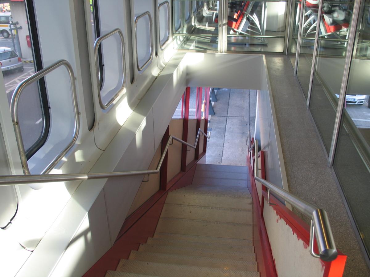 Eschenhorn Treppe