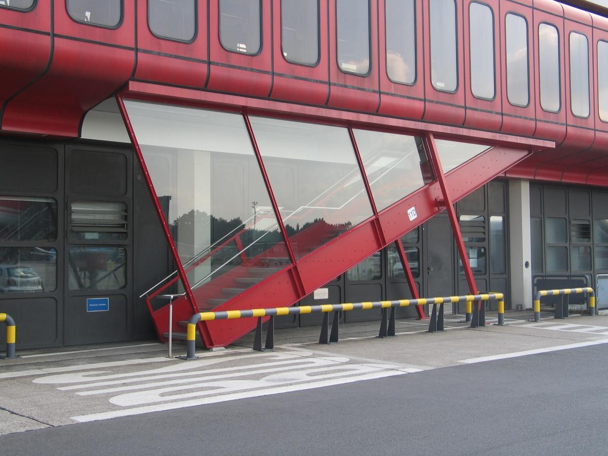 Eschenhorn Flughafen Tegel